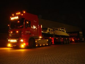 bootjes transport